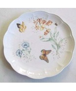 Lenox Butterfly Meadow Monarch Porcelain Collectible Large Dinner Plate ... - $29.99