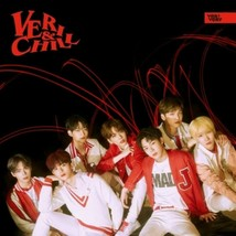 VERIVERY 1st Single Album [VERI-CHILL] OFFICIAL Ver CD+Booklet+2pPhotocard+Paper image 1