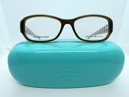 Kate Spade Karly (2A3) Transparent Brown 53 x 15 135 mm Eyeglass Frames - $55.96