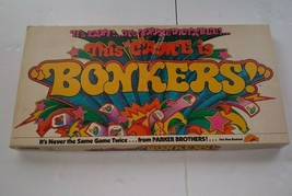 This Game is Bonkers Board Game Complete VTG - £7.16 GBP