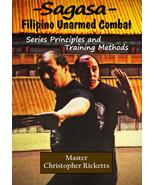 Sagasa Filipino Unarmed Combat Martial Arts #2 Training DVD Christopher ... - $19.99