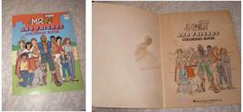 A Team Mr T & Friends Coloring Book Harbor House Publications 1983 - $16.99