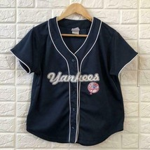 Yankees MLB button down jersey - $34.65