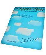 2006 THE SCIENCE OF SLEEP aka La science des rêves Dry Erase Board Movie... - $0.00