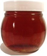 MAXIM RAW HONEY 3 lbs., 2 X 1.5 LB. IN DECORATIVE GLASS GIFT JARS FREE S... - $32.95