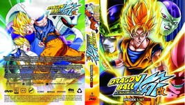 Dragon Ball Kai Vol 1 - 167 End Complete Box Set