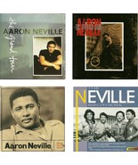 Lot of 4 CDs Aaron Neville Brothers - No Cases - $1.99