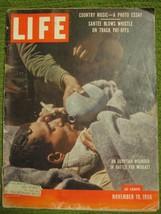 Original Vintage November 19, 1956 LIFE Magazine 211 - $19.72