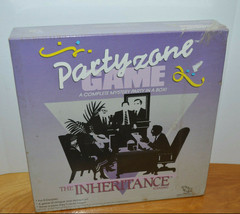 Vintage Tsr Party Zone Game Inheritance Scenario Misb 1986 Couples Party Game - $10.69