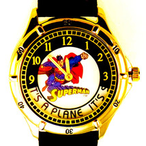 Superman DC Comics Watch, Rotating Disk, Unworn, Extremely Rare Collecti... - $246.36