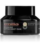 Emilia Remodeling Sleeping Night Mask Sculptured Face Cream Mature Skin ... - $14.69
