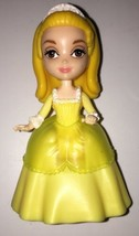 Disney Sofia The First Amber Doll. In Yellow. - $2.50