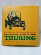 "Vintage 1965 Parker Brothers ""Touring"" Automotive Card Game - $12.77"