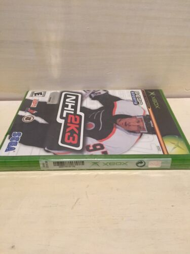 NHL 2K3 (Microsoft Xbox, 2002) Brand New Sealed**