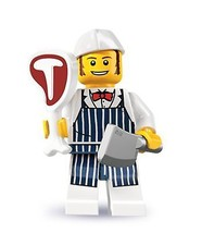 LEGO® Collectable Figures™ Series 6 - Butcher - 8827 #14 - $6.82