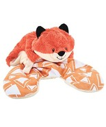 Animal Adventure | Popovers Travel Pillow | Orange Fox | Transforms from... - $23.02