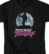 Teen Wolf Retro 80's movie t-shirt Scott Howard werewolf graphic tee MGM286 image 3