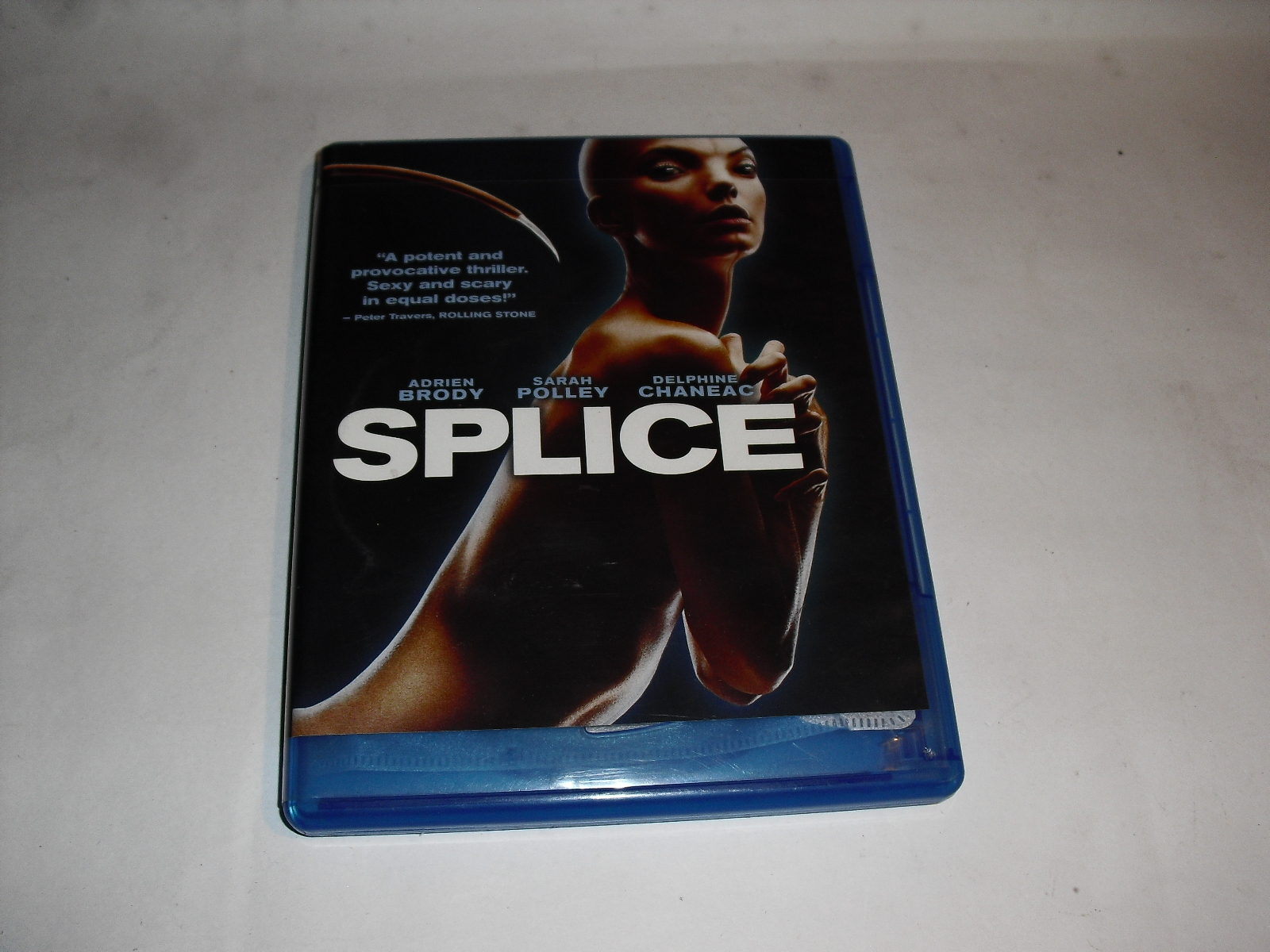 Primary image for splice   dvd  blue ray  movie