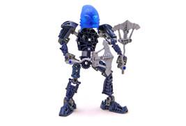 Lego Bionicle Toa Metru Set 8602-1 Toa Nokama 100% complete - $7.99