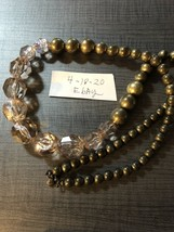 Vintage Large Loft Signed Necklace - $17.81