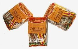 3 x Aldama con cajeta de leche Mexican milk candy wafers 20 Mini pcs sealed - $19.95