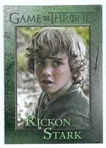 Game of Thrones trading card #83 2013 Rickon Stark - $4.00