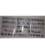 Vtg ALYMER Color Catalog Zulu~British Soldiers~Civil War Toy Soldiers AB... - $12.19
