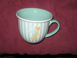 DISNEY STORE TINKERBELL COFFEE CUP/MUG. BRAND NEW. - $18.80