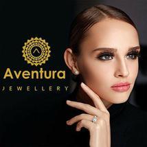 Women Wedding  925 Silver Drop Necklace Bracelet Earring Ring Fashion Jewelry Se image 12