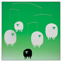 Flensted Sheep Mobile - by Christina Parrett for Flensted Mobiles - $36.25