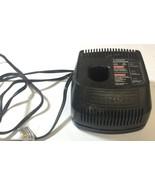 Craftsman 1425301 7.2v - 24v NiCad Battery Charger Sold as not working n... - $14.01