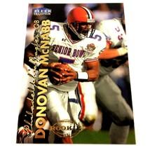 Donovan McNabb 1999 Fleer Tradition Rookie Card #288 NFL Philadelphia Ea... - $1.93