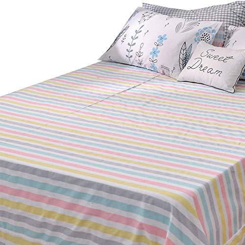 bulutu deep pocket fitted sheet queen only 100 percent cotton colorful pastel st sheets sets. Black Bedroom Furniture Sets. Home Design Ideas