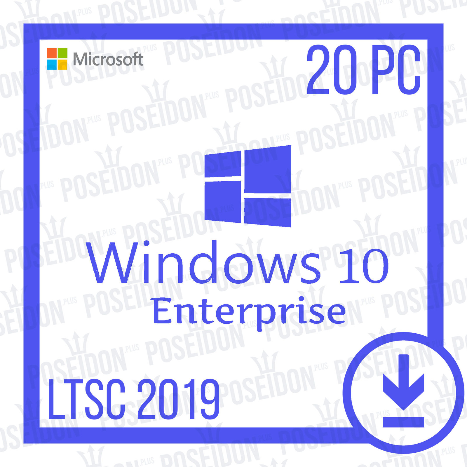Windows 10 Enterprise LTSC 2019 20 PC and 50 similar items