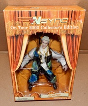 Justin Timberlake  2000 NSYNC Collectible Marionette Doll By Winterland ... - $9.49