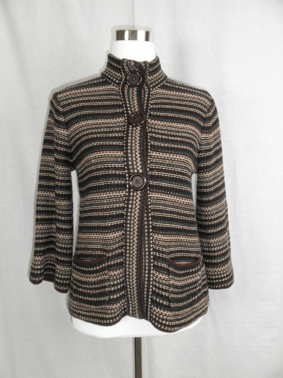 aa6f0d10 Croft & Barrow Thick Cardigan Sweater and 50 similar items. S l1600