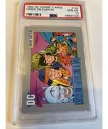 1992 DC Cosmic Cards Crisis On Earths Modern Age PSA 10 GEM MINT Superma... - $4,945.05