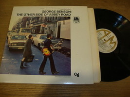 George Benson - The Other Side Of Abbey Road - LP Record  VG VG+ - $7.60