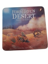 Forbidden Desert Family Card Board Game Thirst For Survival From Gamewright - $19.75