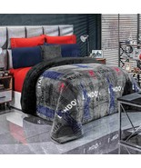 London New York & More  Flannel Extra Soft and Warm Blanket King-Queen S... - $89.10