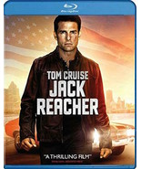 JACK REACHER BLU-RAY - SINGLE DISC EDITION - NEW UNOPENED - TOM CRUISE - $15.99