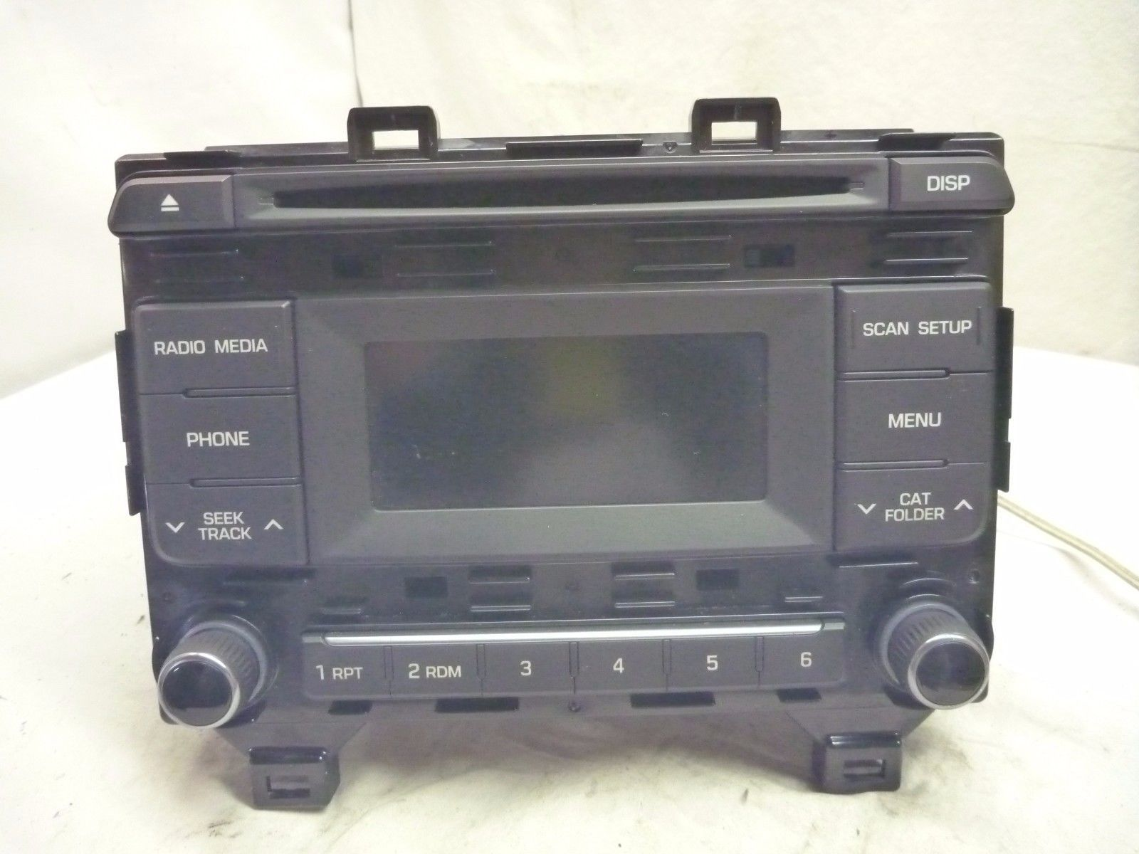 15 2015 Hyundai Sonata Radio Cd MP3 Player 96170-C20004X WB14