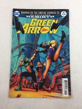 Empire Express Pt 1 Green Arrow #10 JAN 2017 DC Universe Rebirth Comic Book - $7.91