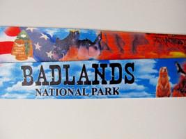 Bad Lands National Park - Souvenir Lanyard - New - unused - souvenir (#58) - $5.83