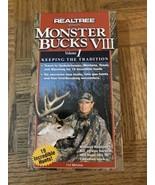 Monster Bucks VIII VHS - $87.88