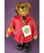 """Boyds Noah & Puddles Plush Bear & Duck Archive Collection 918434 New 14"""" - $14.50"""