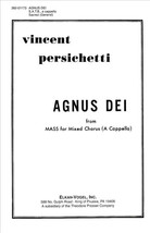 Agnus Dei (Piano Reduction/Vocal Score) - $1.50