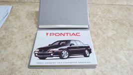 OEM FACTORY 1994 PONTIAC GRAND AM OWNERS MANUAL L-239 - $21.02
