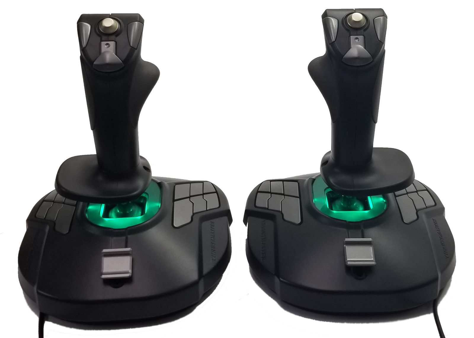 Thrustmaster T.16000M V.1 HOSAS Flight Stick 2 Pack (2960706) Bin:10