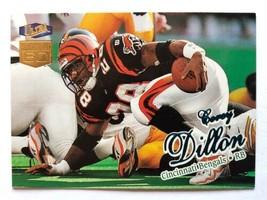 1998 Fleer Ultra #19 Corey Dillon Sensational Sixty Cincinnati Bengals NFL Card - $0.99